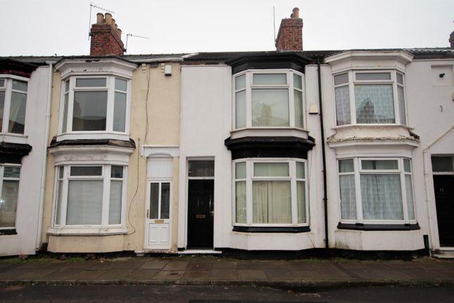 External of Wicklow Street, Middlesbrough TS1