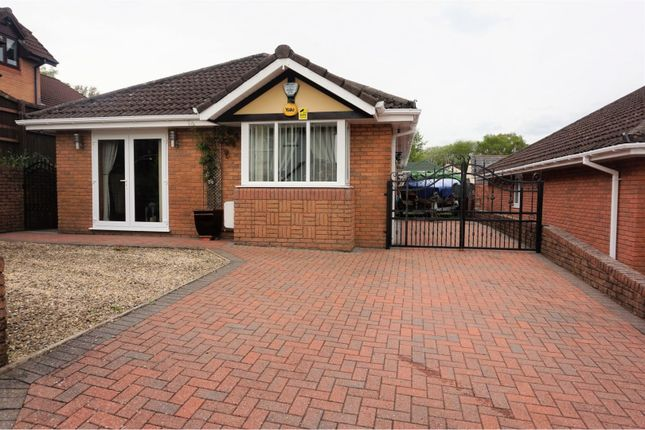 Thumbnail Detached bungalow for sale in Woodside, Tiryberth, Hengoed