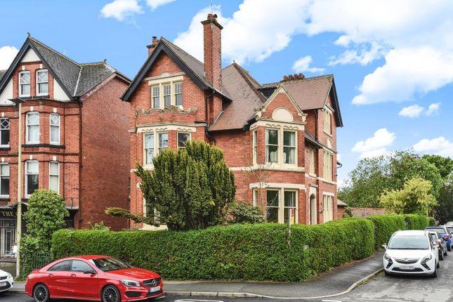 Thumbnail Detached house for sale in Arlais Road, Llandrindod Wells