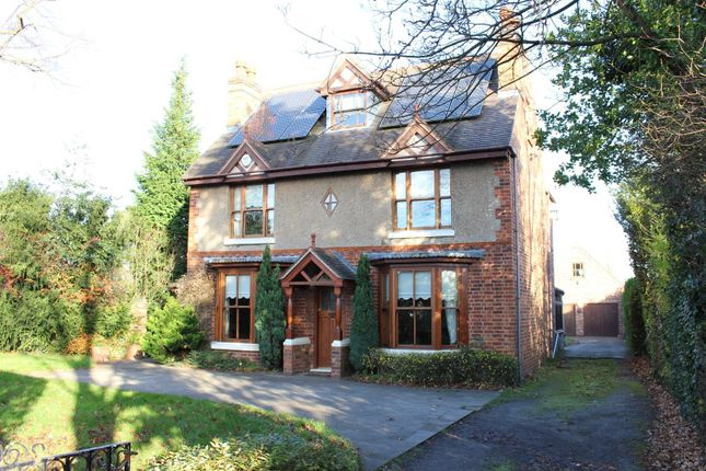 Thumbnail Detached house for sale in Atherstone, Warwickshire