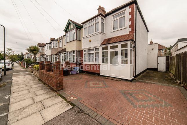 Thumbnail End terrace house for sale in St Olaves Walk, Streatham