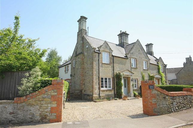 Thumbnail Semi-detached house to rent in The Hill, Bourton, Wiltshire