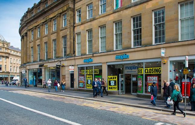Thumbnail Retail premises to let in 100-104 Grainger Street, Newcastle Upon Tyne