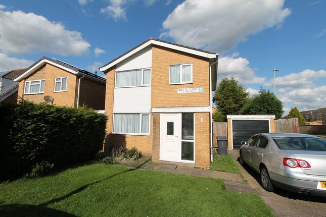 3 bed detached house for sale in Watts Close, Leicester