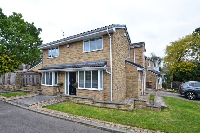 Thumbnail Detached house to rent in Orchard Croft, Dodworth, Barnsley