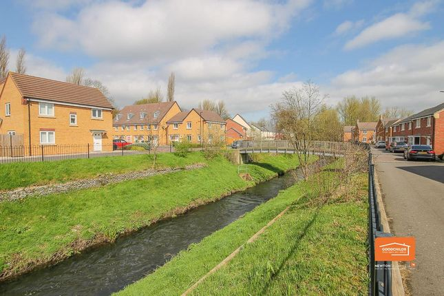 Brook of Penmire Grove, Walsall WS4