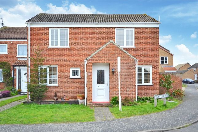 3 bed detached house for sale in Burnham Close, Trimley St. Mary, Felixstowe IP11
