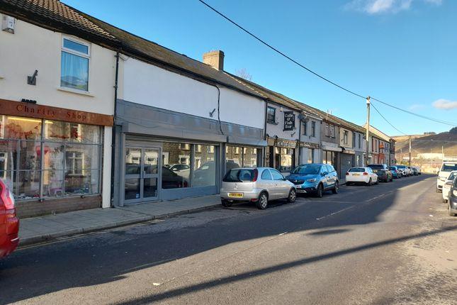 Retail premises to let in Maerdy Road, Maerdy, Ferndale