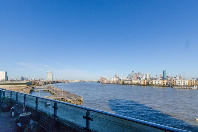Thumbnail Flat for sale in Wharf Street, Deptford