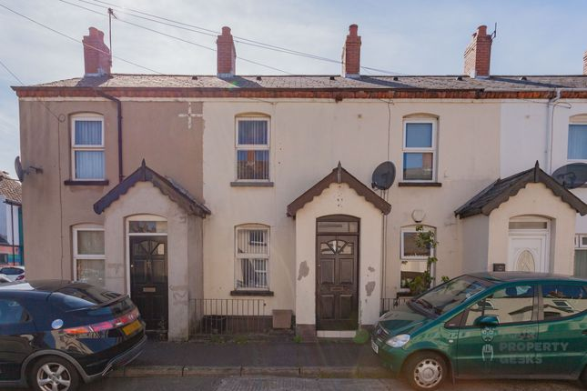 Thumbnail Terraced house for sale in Parker Street, Belfast
