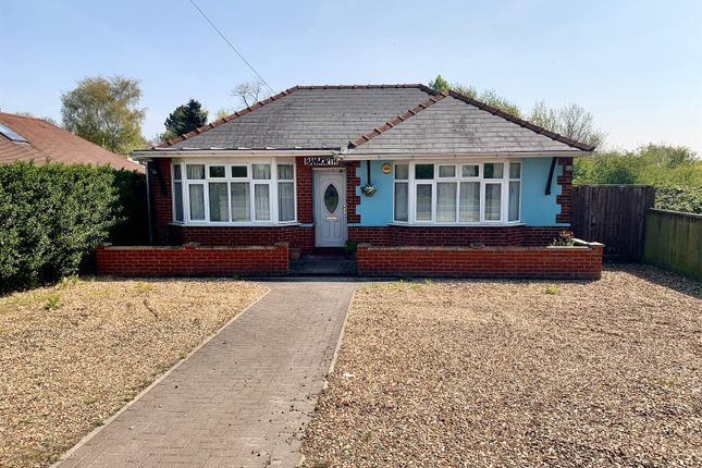 Thumbnail Detached bungalow for sale in Ely Road, Waterbeach, Cambridge