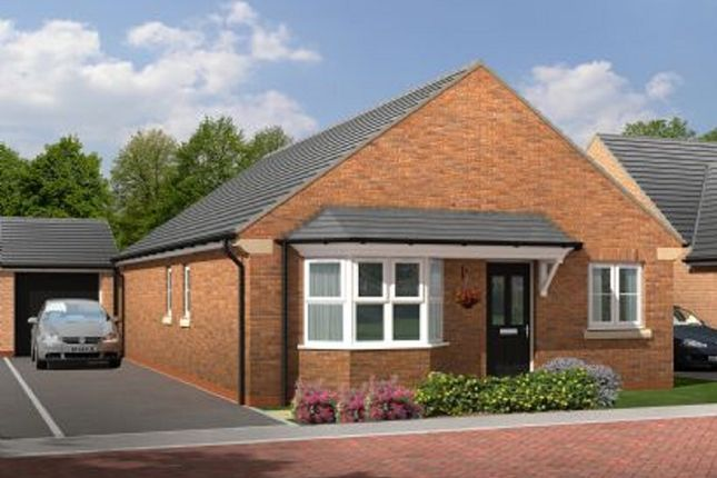 Thumbnail Detached bungalow for sale in The Balk, Pocklington, York