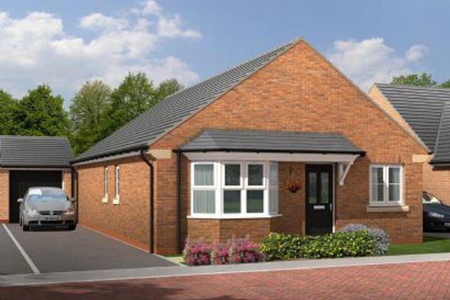 Thumbnail Detached bungalow for sale in The Balk, Pocklington, York