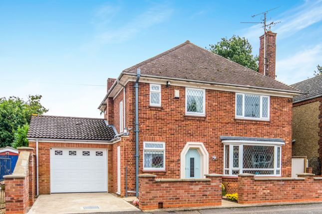 Thumbnail Detached house for sale in Whitecroft Bungalows, Station Drive, Wisbech St. Mary, Wisbech