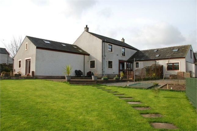 Thumbnail Detached house for sale in Crest Hills, Hesket Newmarket, Wigton, Cumbria