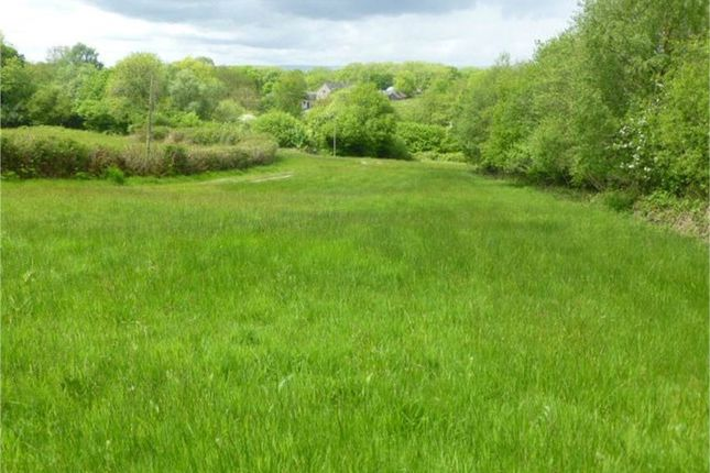 Thumbnail Land for sale in Trap Road, Ffairfach, Llandeilo