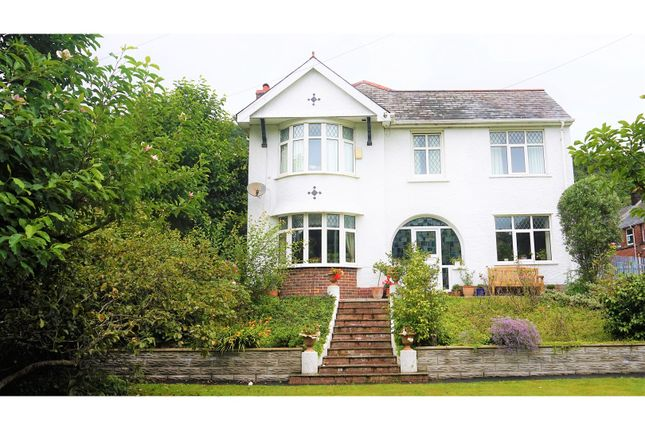 Thumbnail Detached house for sale in Danygraig Terrace, Cadoxton