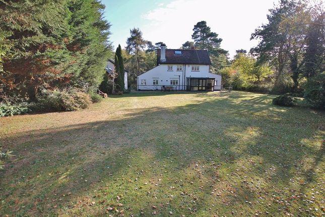 Thumbnail Detached house for sale in Hampers Lane, Storrington, Pulborough