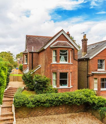 Thumbnail Detached house for sale in Portland Road, East Grinstead