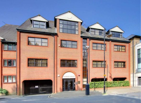 Office to let in Church House, Church Street, Staines-Upon-Thames