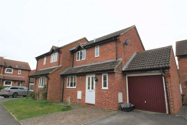 Thumbnail Semi-detached house to rent in Wilfred Way, Thatcham