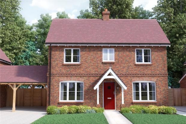 Thumbnail Link-detached house for sale in Oakwood Gate II, Hemel Hempstead, Hertfordshire
