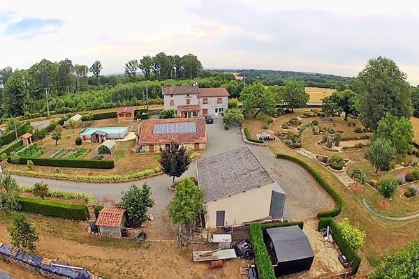 Thumbnail Property for sale in Champagnac-La-Rivière, Haute-Vienne, 87150, France