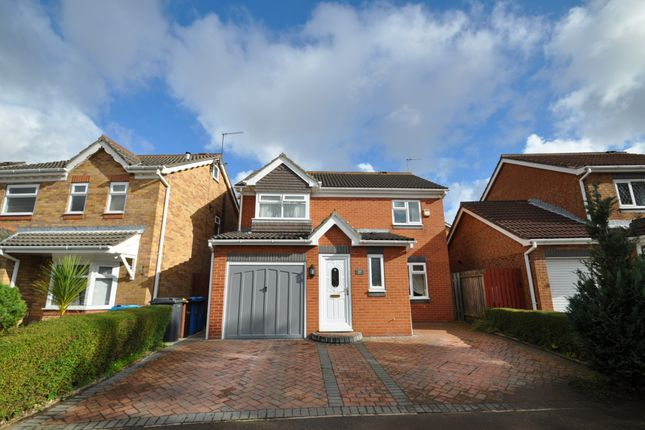 Thumbnail Detached house for sale in Harbour Way, Victoria Dock, Hull