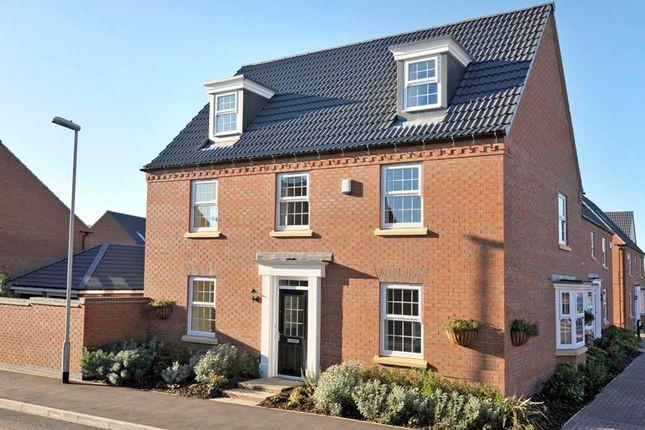 "Thumbnail Detached house for sale in ""Maddoc"" at Green Lane, Barnard Castle, Barnard Castle"