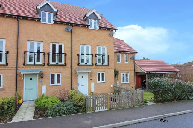 Terraced house for sale in Greystones, Willesborough, Ashford