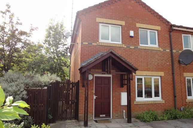 Thumbnail Terraced house to rent in Headford Gardens, Sheffield