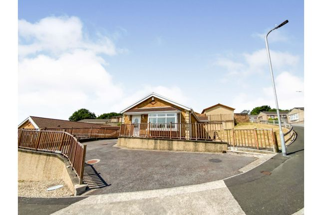 Thumbnail Detached bungalow for sale in Stratton Way, Swansea