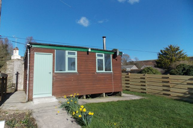 Thumbnail Bungalow to rent in The Chalet, Porthallow Farm, Talland