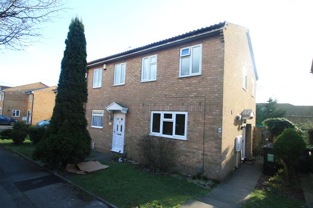 Thumbnail Property to rent in Falstone Green, Luton