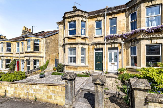 Thumbnail Semi-detached house for sale in Winchester Road, Bath