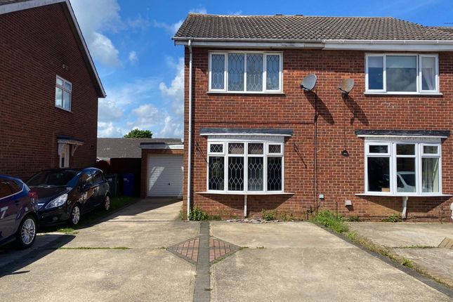 2 bed semi-detached house for sale in Calder Close, Immingham DN40