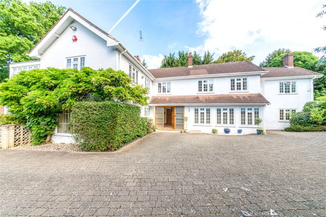 Thumbnail Detached house for sale in Fallowfield, Stanmore