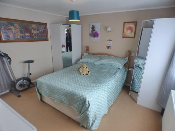 Bedroom of Park Road, Briar Bank Park, Wilstead, Bedfordshire MK45