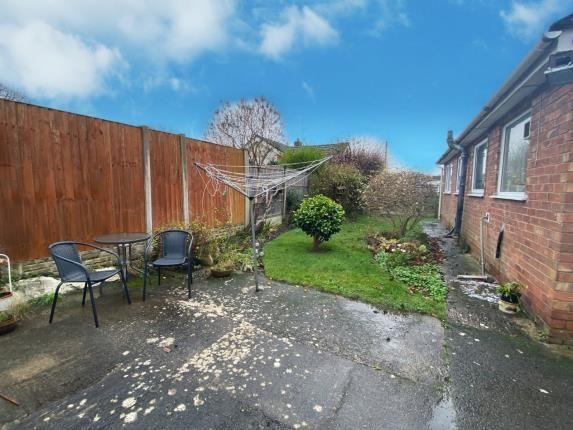 Garden of Englefield Crescent, Mynydd Isa, Mold, Flintshire CH7