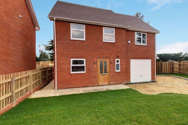 Thumbnail Detached house for sale in 176 - 178 Cheltenham Road East, Churchdown, Gloucester