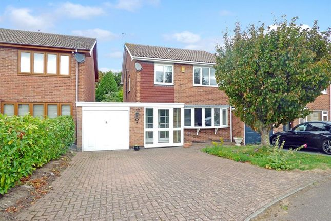 Thumbnail Detached house to rent in Ullswater Crescent, Bramcote, Nottingham