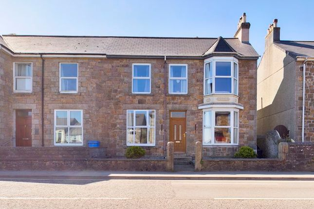 Semi-detached house for sale in Agar Road, Illogan Highway, Redruth