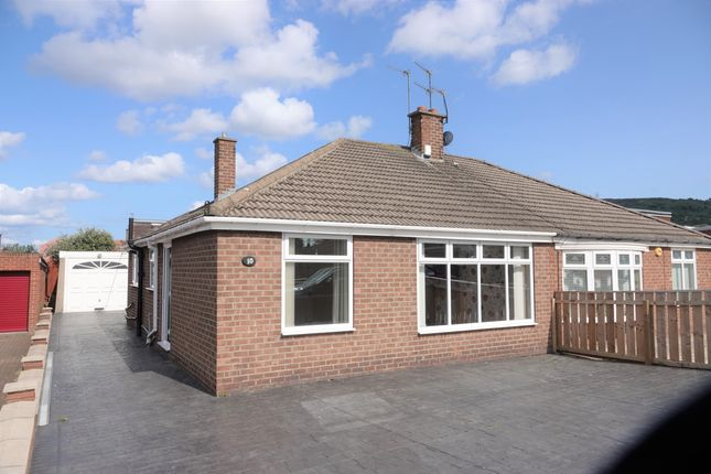 Thumbnail Semi-detached bungalow to rent in Westminster Close, Eston