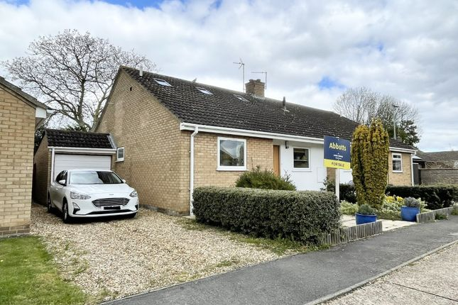 Thumbnail Bungalow for sale in Stretham, Ely, Cambridgeshire