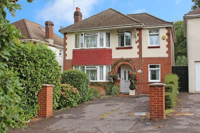 Thumbnail Detached house for sale in Moorhill Road, West End, Southampton