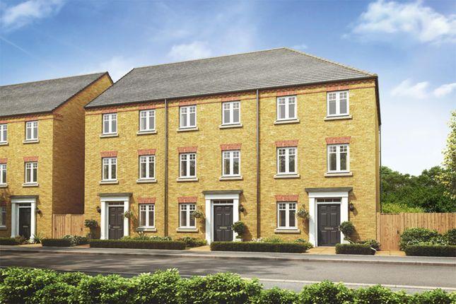 "Thumbnail Semi-detached house for sale in ""Cannington"" at Fen Street, Wavendon, Milton Keynes"