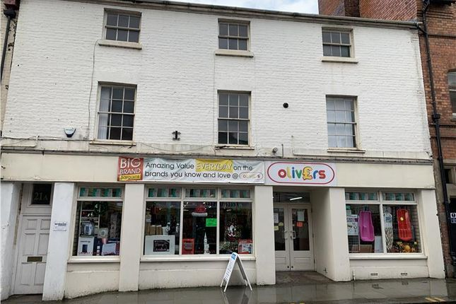 Thumbnail Retail premises to let in Prominent Shop Unit, 20 Berriew Street, Welshpool, Welshpool, Powys