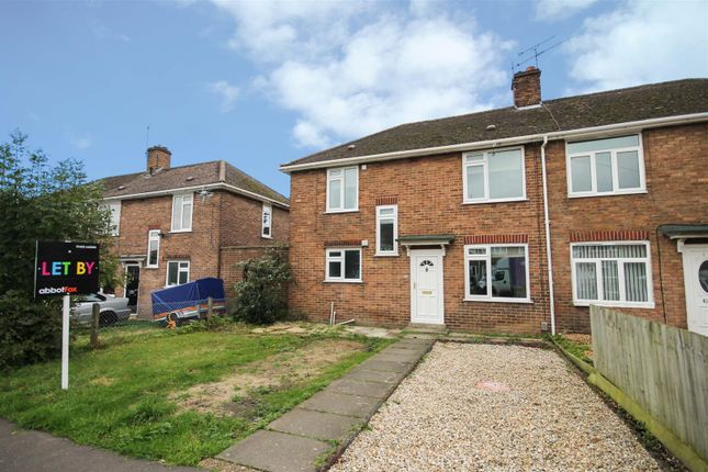 Thumbnail Semi-detached house for sale in Ranworth Road, Norwich