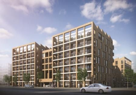 Thumbnail Flat for sale in Commerce Road, Brentford