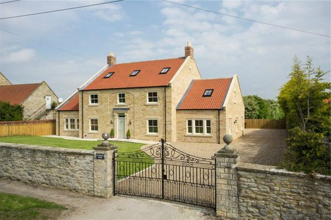 Thumbnail Detached house to rent in Main Street, Cawton, York